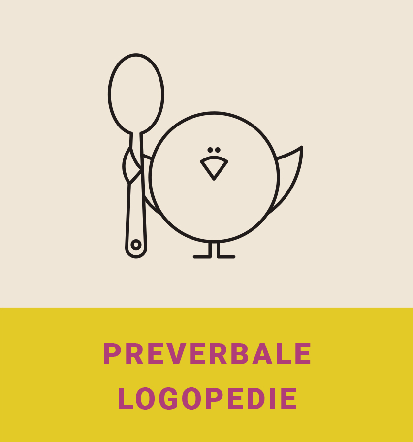 Button Preverbale logopedie